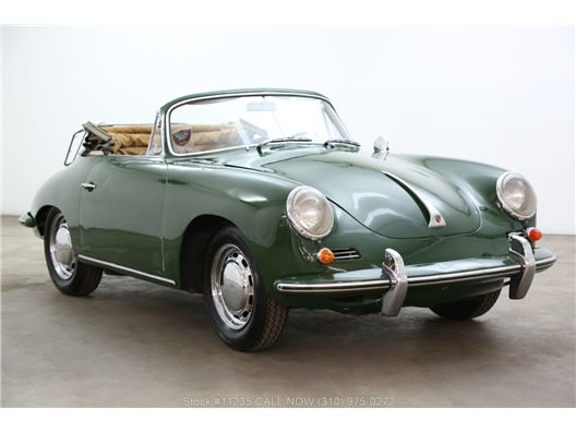 1963 Porsche 356C for sale in Los Angeles, California 90063