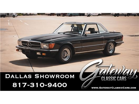 1985 Mercedes-Benz 500SL for sale in DFW Airport, Texas 76051