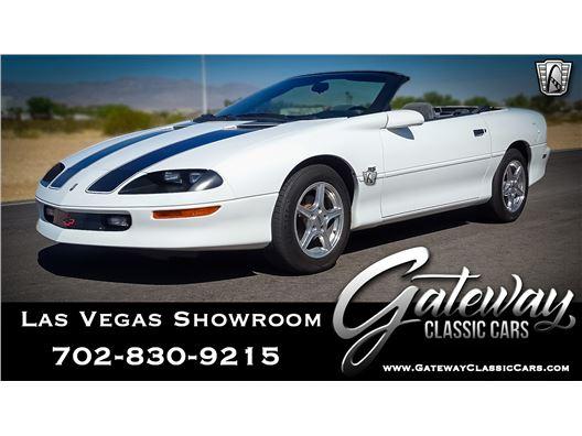 1997 Chevrolet Camaro for sale in Las Vegas, Nevada 89118
