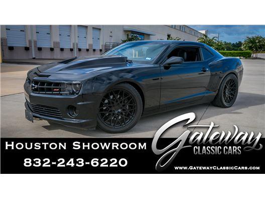 2011 Chevrolet Camaro for sale in Houston, Texas 77090