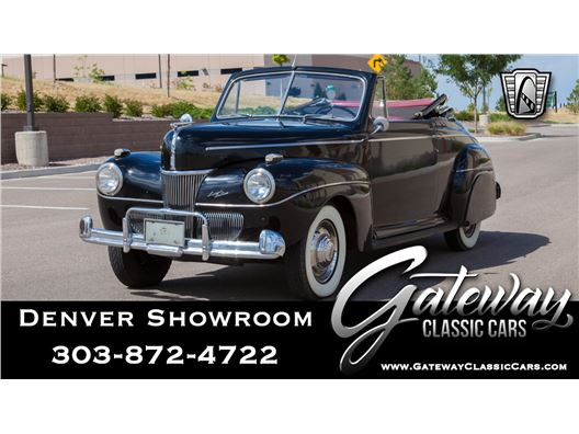 1941 Ford Super Deluxe for sale in Englewood, Colorado 80112