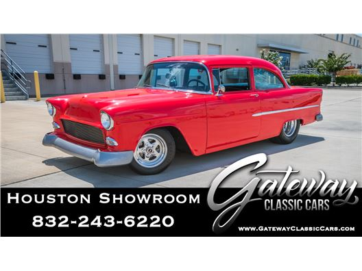 1955 Chevrolet 210 Delray Club Coupe for sale in Houston, Texas 77090
