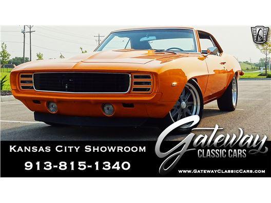 1969 Chevrolet Camaro for sale in Olathe, Kansas 66061