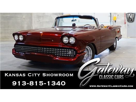 1958 Chevrolet Impala for sale in Olathe, Kansas 66061