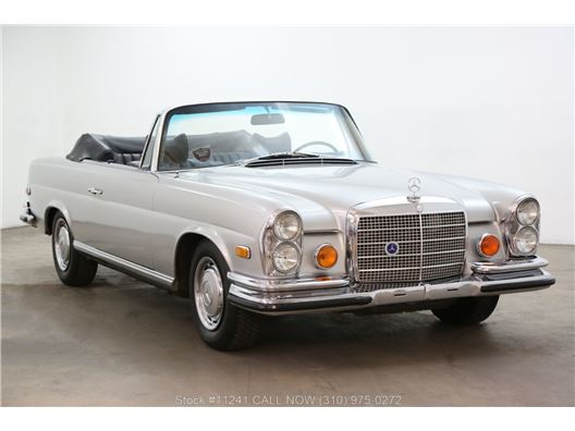 1970 Mercedes-Benz 280SE Low Grille for sale in Los Angeles, California 90063