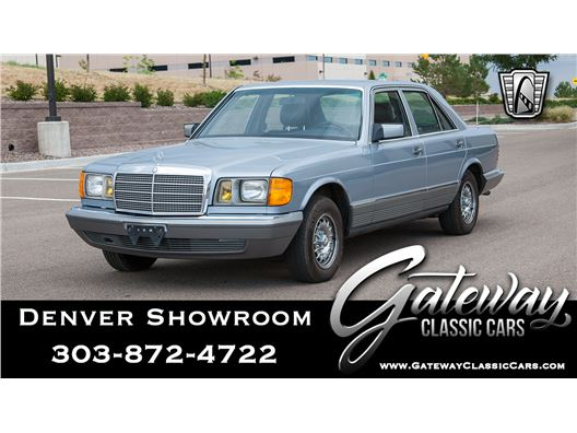 1983 Mercedes-Benz 300SD for sale in Englewood, Colorado 80112