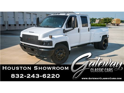 2006 Chevrolet C4500 for sale in Houston, Texas 77090