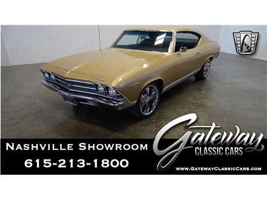 1969 Chevrolet Malibu for sale in La Vergne