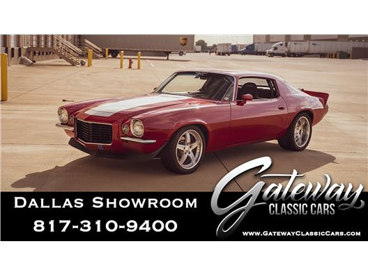 1970 Chevrolet Camaro for sale in DFW Airport, Texas 76051
