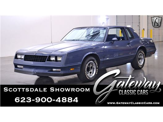 1984 Chevrolet Monte Carlo for sale in Deer Valley, Arizona 85027