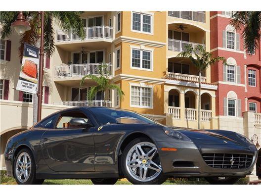 2006 Ferrari 612 for sale in Naples, Florida 34104