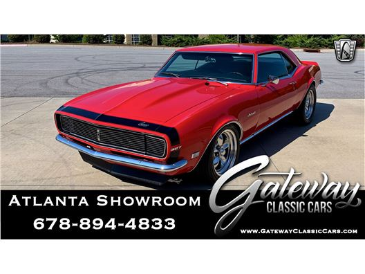 1968 Chevrolet Camaro for sale in Alpharetta, Georgia 30005