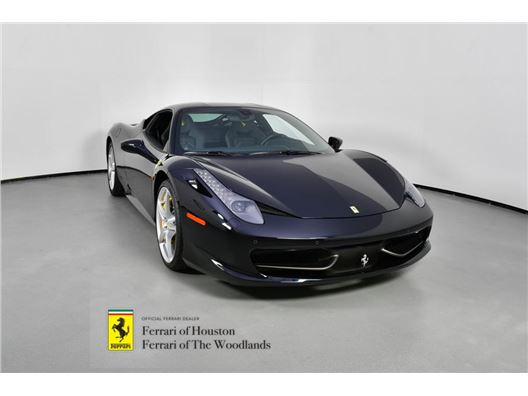 2012 Ferrari 458 Italia for sale in Houston, Texas 77057