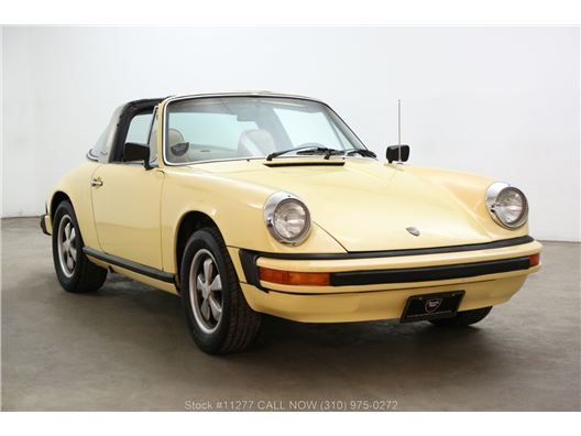 1975 Porsche 911S for sale in Los Angeles, California 90063
