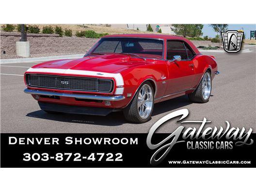 1968 Chevrolet Camaro for sale in Englewood, Colorado 80112