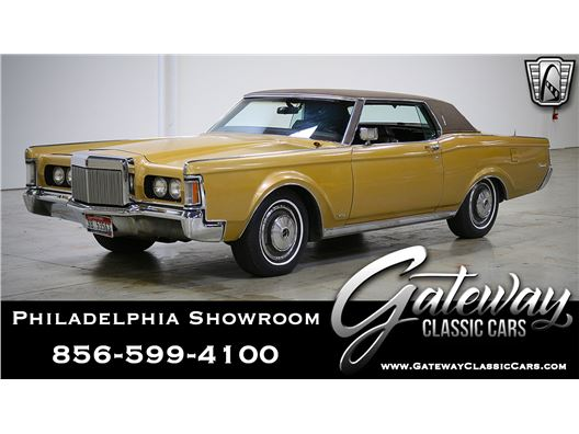 1971 Lincoln Continental for sale in West Deptford, New Jersey 8066