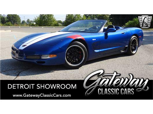 2002 Chevrolet Corvette for sale in Dearborn, Michigan 48120