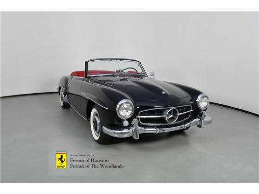 1960 Mercedes-Benz 190SL for sale in Houston, Texas 77057