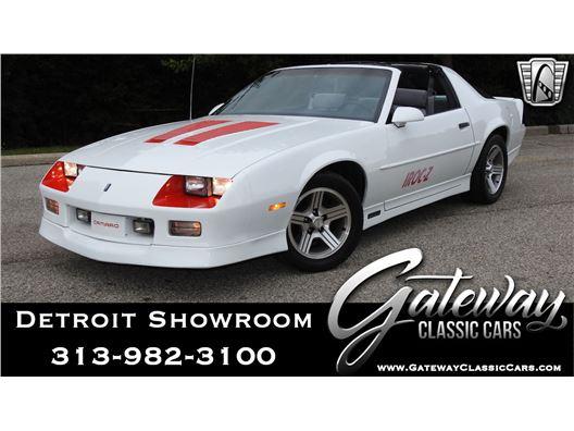 1988 Chevrolet Camaro for sale in Dearborn, Michigan 48120