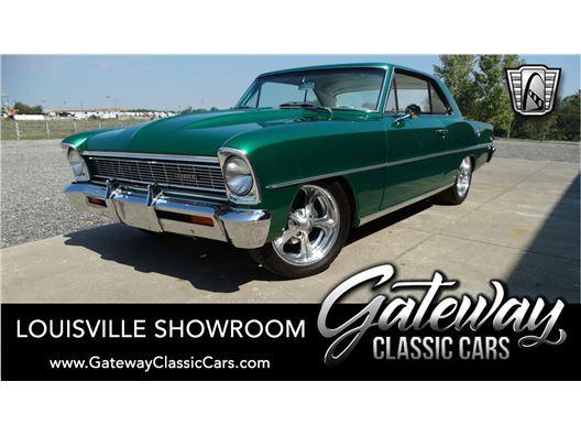 1966 Chevrolet Nova for sale in Memphis, Indiana 47143