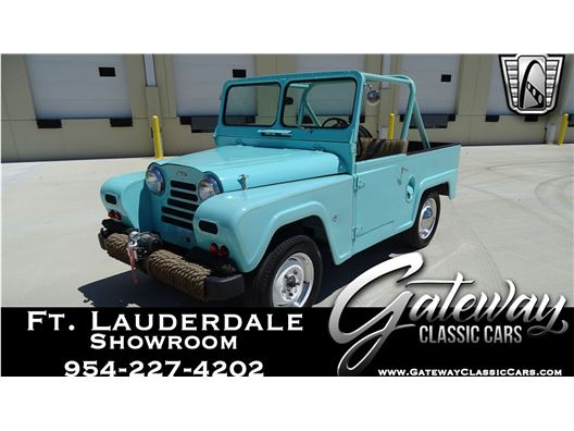 1962 Austin Gipsy for sale in Coral Springs, Florida 33065