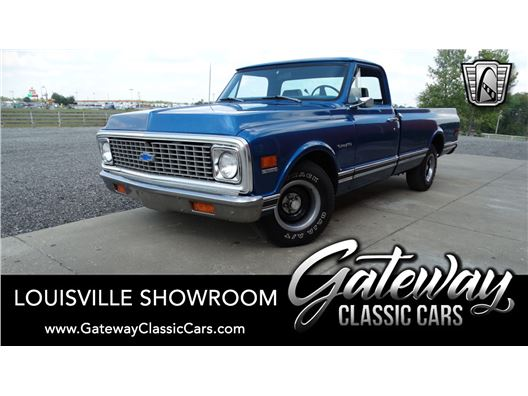 1972 Chevrolet C10 for sale in Memphis, Indiana 47143