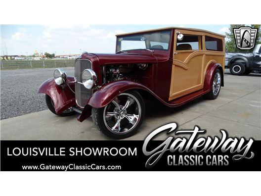 1932 Ford Woody for sale in Memphis, Indiana 47143
