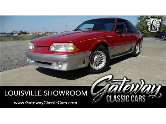 1989 Ford Mustang for sale in Memphis, Indiana 47143