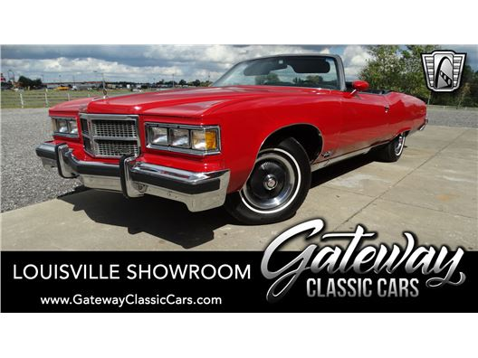 1975 Pontiac Grandville for sale in Memphis, Indiana 47143