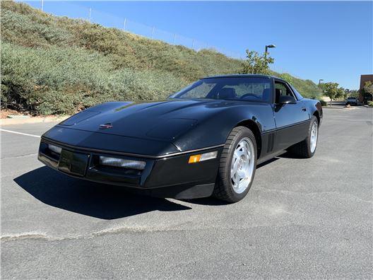 1990 Chevrolet Corvette for sale in Benicia, California 94510