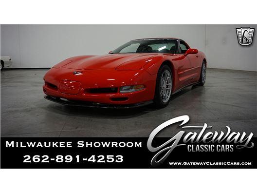 1998 Chevrolet Corvette for sale in Kenosha, Wisconsin 53144