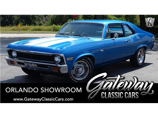 1972 Chevrolet Nova for sale in Lake Mary, Florida 32746