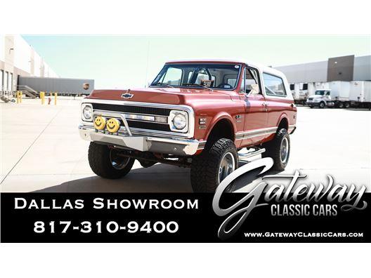 1970 Chevrolet Blazer for sale in DFW Airport, Texas 76051