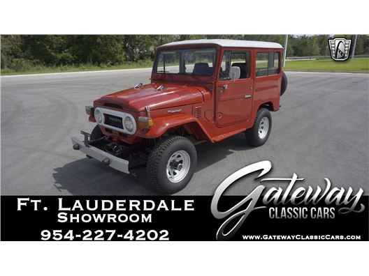 1983 Toyota FJ43 for sale in Coral Springs, Florida 33065