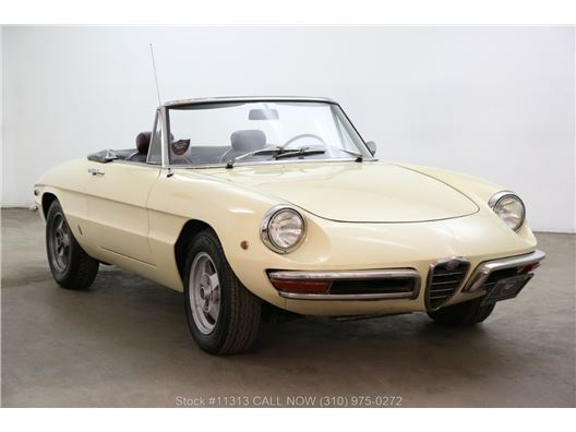 1969 Alfa Romeo Duetto 1750 for sale in Los Angeles, California 90063