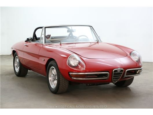 1966 Alfa Romeo Giulia Spider for sale in Los Angeles, California 90063