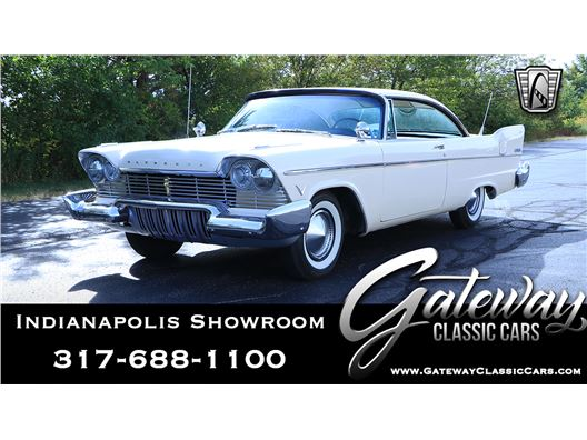 1957 Plymouth Belvedere for sale in Indianapolis, Indiana 46268