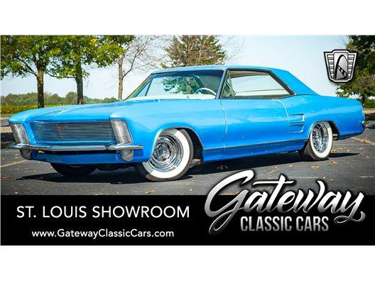 1963 Buick Riviera for sale in OFallon, Illinois 62269