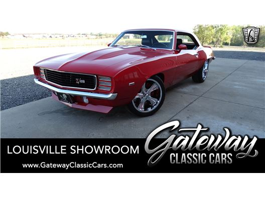 1969 Chevrolet Camaro for sale in Memphis, Indiana 47143