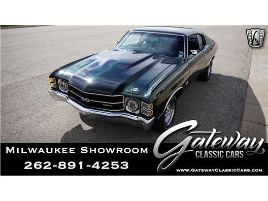 1971 Chevrolet Chevelle for sale in Kenosha, Wisconsin 53144