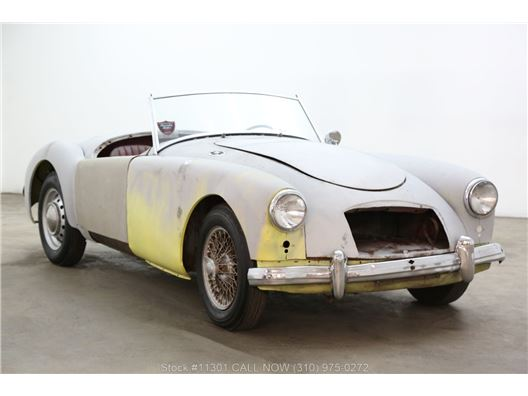1962 MG A for sale in Los Angeles, California 90063