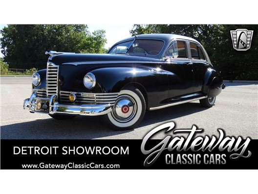 1947 Packard Custom for sale in Dearborn, Michigan 48120