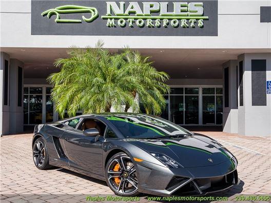 2013 Lamborghini Gallardo LP 560-4 for sale in Naples, Florida 34104