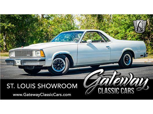 1981 GMC Caballero for sale in OFallon, Illinois 62269