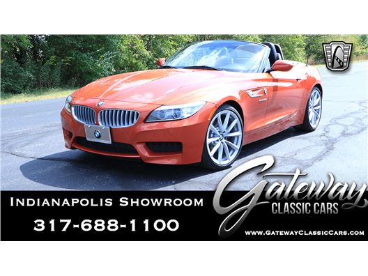 2015 BMW Z4 for sale in Indianapolis, Indiana 46268