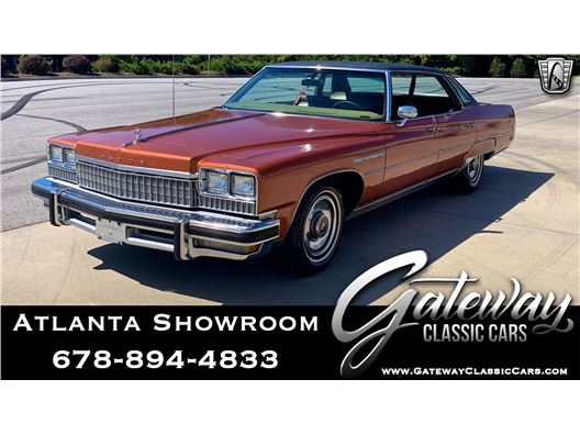 1975 Buick Electra for sale in Alpharetta, Georgia 30005