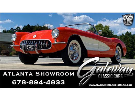 1957 Chevrolet Corvette for sale in Alpharetta, Georgia 30005