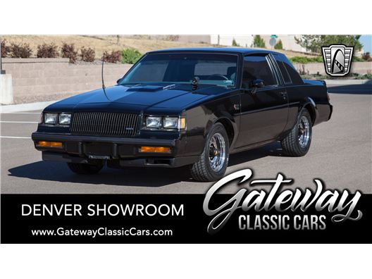 1987 Buick Regal for sale in Englewood, Colorado 80112