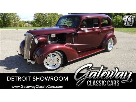 1937 Chevrolet Master Deluxe for sale in Dearborn, Michigan 48120