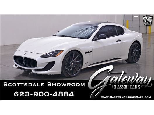 2013 Maserati GranTurismo for sale in Phoenix, Arizona 85027